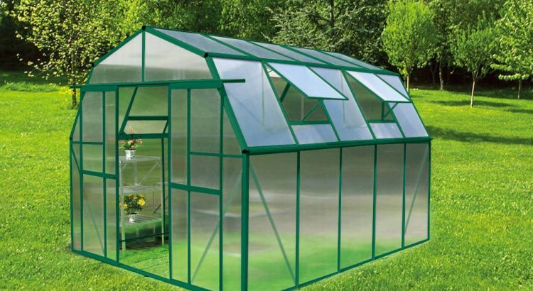greenhouse glass types for installation of new glass building